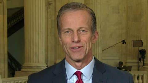 Thune: We are at an impasse because Dems are blocking border