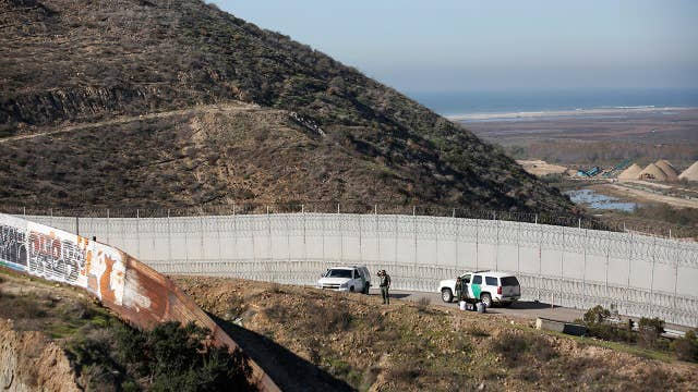 Spending bill battle continues over border wall funding