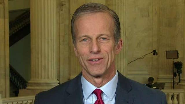 Thune: We are at an impasse because Dems are blocking border wall funds