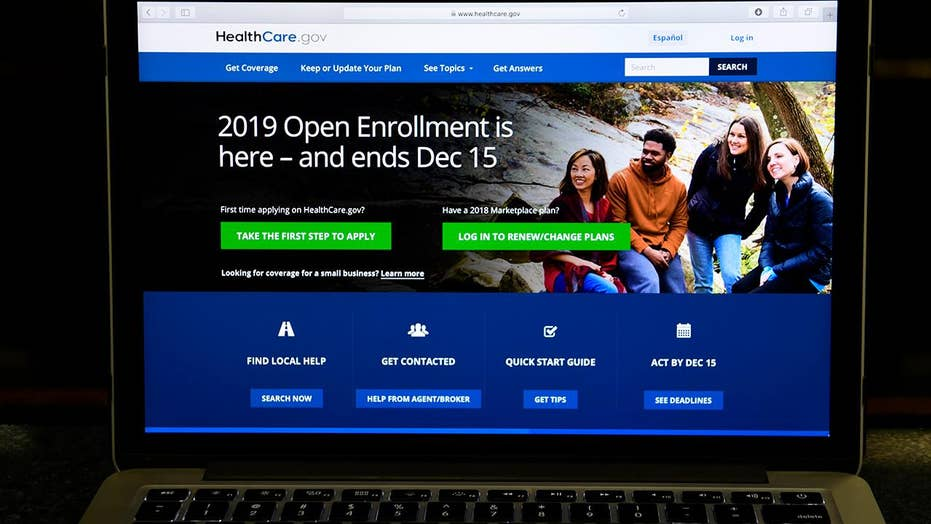 ObamaCare mandate says goodbye in 2019, as health law faces