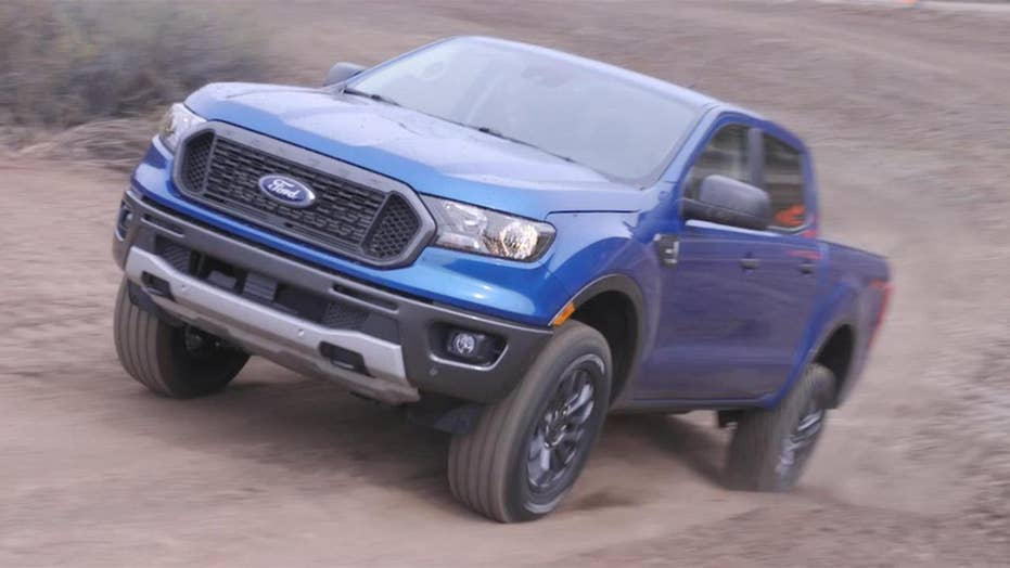 Ford Ranger returns