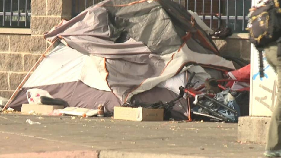 Colorado sees slight drop in homelessness