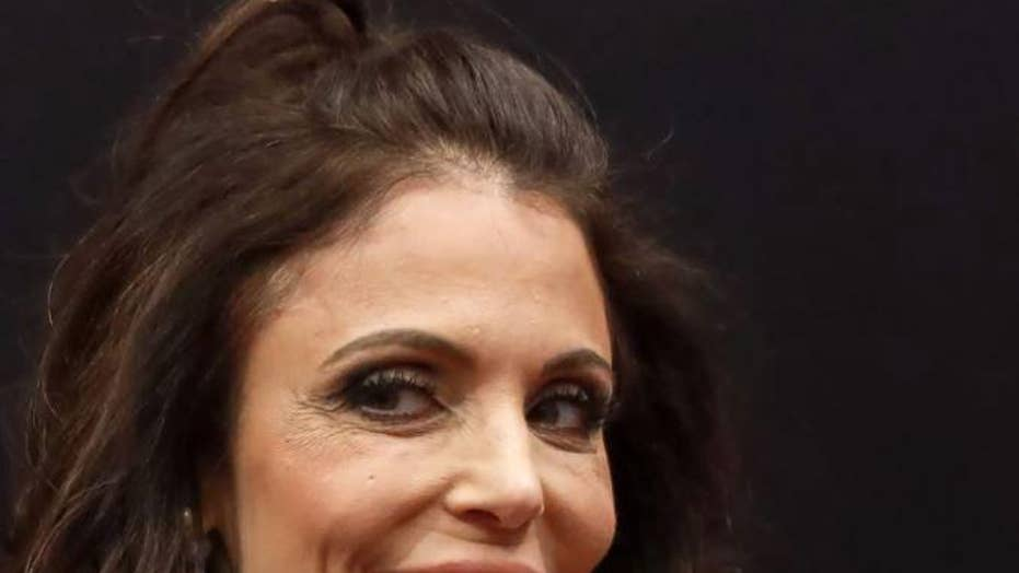 'Real Housewives of New York City' star Bethenny Frankel reveals near-death experience