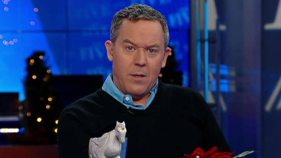 Gutfeld on how to behave at your office Christmas party