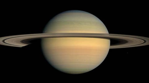 Are Saturn's rings disappearing?