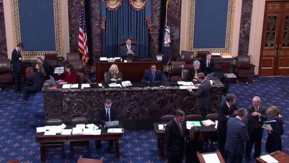 Criminal justice reform bill passes in the Senate