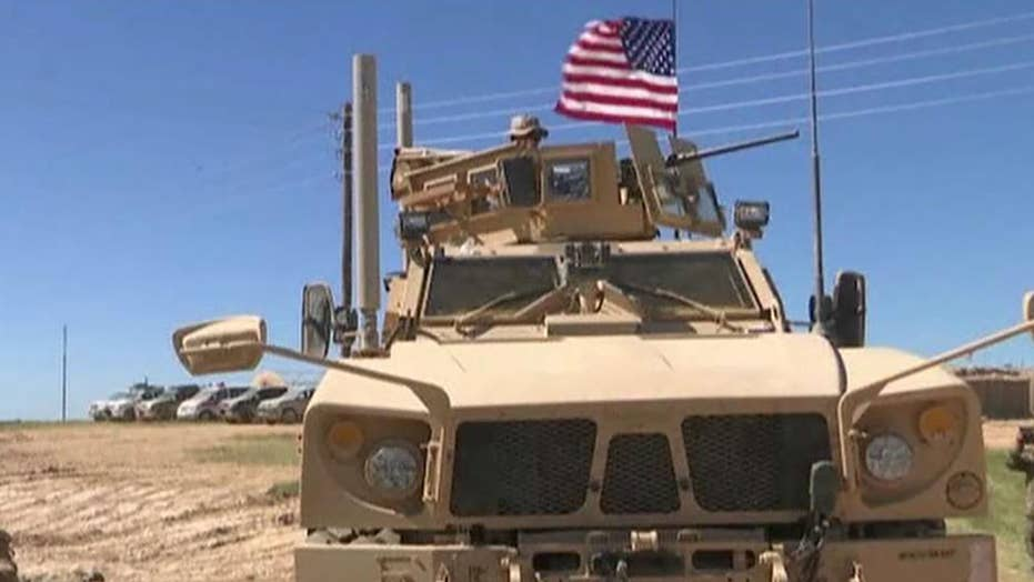 US officials say there are more than 2,000 ISIS soldiers remaining in eastern Syria