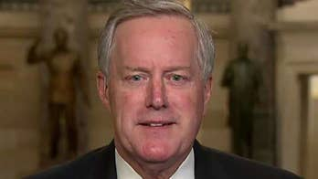Rep. Mark Meadows: It's now or never to stand up and fight for border security