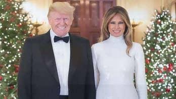Vogue criticizes Trumps over Christmas photo