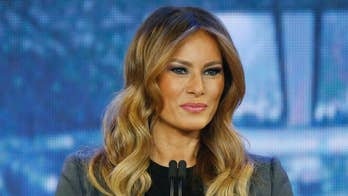 Tammy Bruce: Melania Trump, first lady and role model, rises above Democratic pettiness