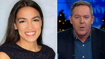 Gutfeld on Alexandria Ocasio-Cortez's attack on the press