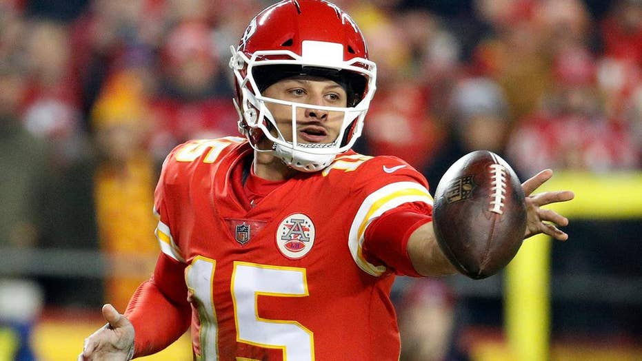 Kansas City Chiefs' Patrick Mahomes signs endorsement deal with Hunt's ketchup
