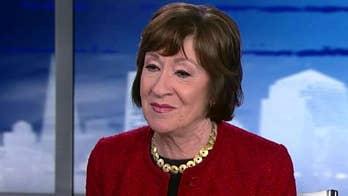Susan Collins reveals critics' personal attacks over Kavanaugh vote, in Fox News interview