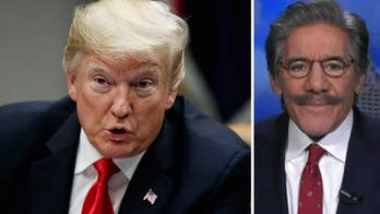 Geraldo: President Trump is facing his own 'nightmare scenario' if he fails on his promise to build the border wall