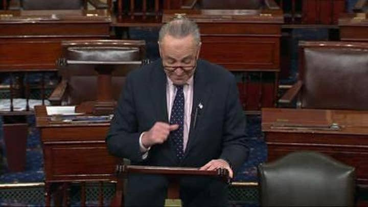 Sen. Schumer: President Trump, you will not get your border wall