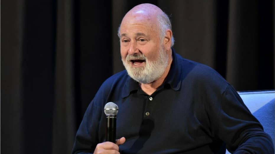 Liberal filmmaker Rob Reiner says Trump is 'aiding and abetting the enemy'