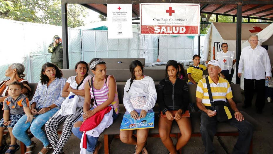 Desperate Women Fleeing Venezuela Sell Hair Breast Milk