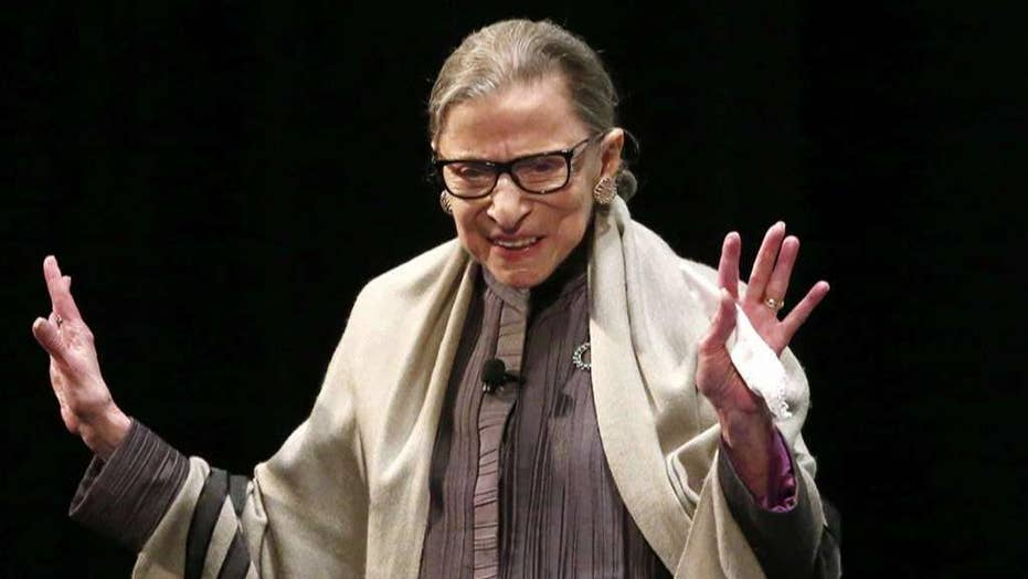 Justice Ginsburg undergoes lung surgery to remove cancer and is resting comfortably, no further treatment planned