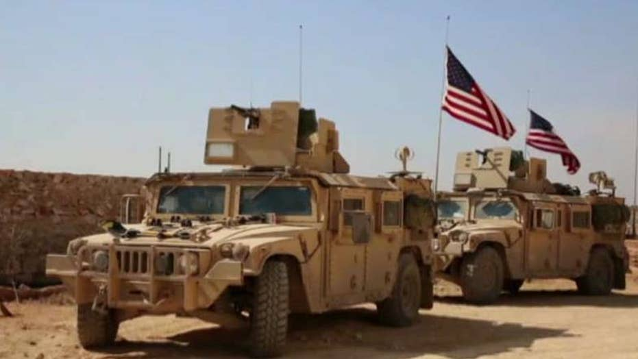 What will come of the US troop withdrawal from Syria? Kurds could be in danger of potential attacks from Turkey