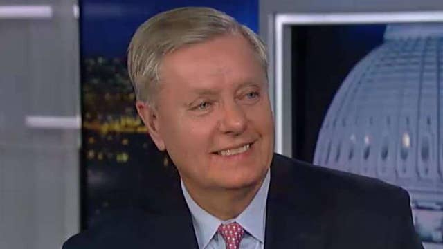 Sen. Graham on border security fight: If President Trump doesn't break Democrats now, it's going to be a terrible 2019