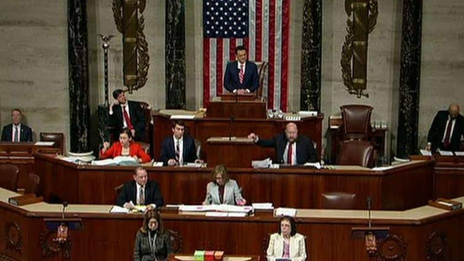 House and Senate adjourn without reaching deal, partial government shutdown imminent