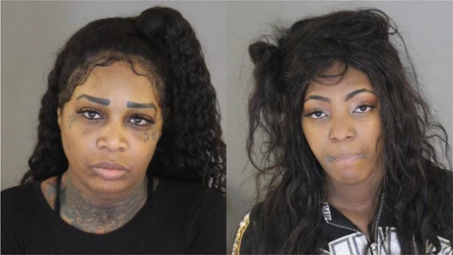 Michigan women accused of stealing at Target during 'Shop with a Cop' event