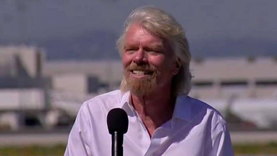 Could traditional workdays be a thing of the past? Billionaire Richard Branson says the 9-5 model is set to disappear