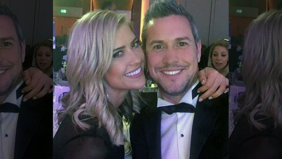 960dc53a8c3f  Flip or Flop  star Christina El Moussa marries Ant Anstead in secret  wedding