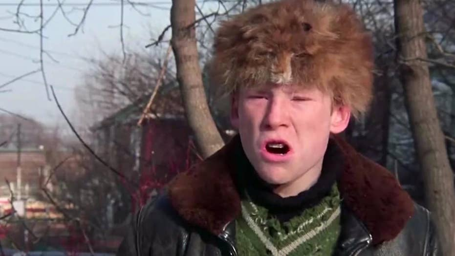 'A Christmas Story' star Zack Ward says film's lesson is 'you have to take your life head on'