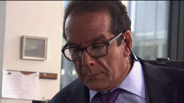 Charles Krauthammer: Making His Point