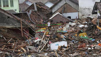 Indonesians fear more destruction as volcano that trigged deadly tsunami remains active