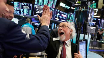 Santa Claus and retailers deliver a big rally for stocks on the day after Christmas