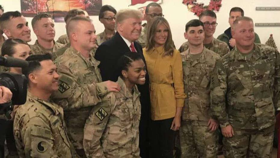 Image result for trump in iraq