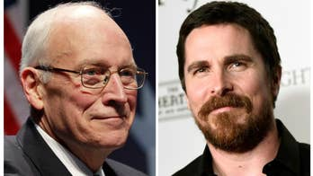 Christian Bale felt 'like a bullfrog' transforming into Dick Cheney
