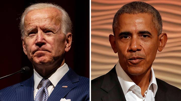 Joe Biden is reportedly upset that Barack Obama is meeting with Beto O'Rourke, other potential 2020 challengers