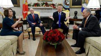 The White House is blaming Democrats for the partial government shutdown: Is there an end to this stalemate in sight?