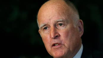 Governor Jerry Brown wants to launch a satellite into space to track pollution as his final act before leaving office
