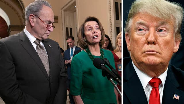 What does the future hold for President Trump's border wall as Democrats take control of the House of Representatives?
