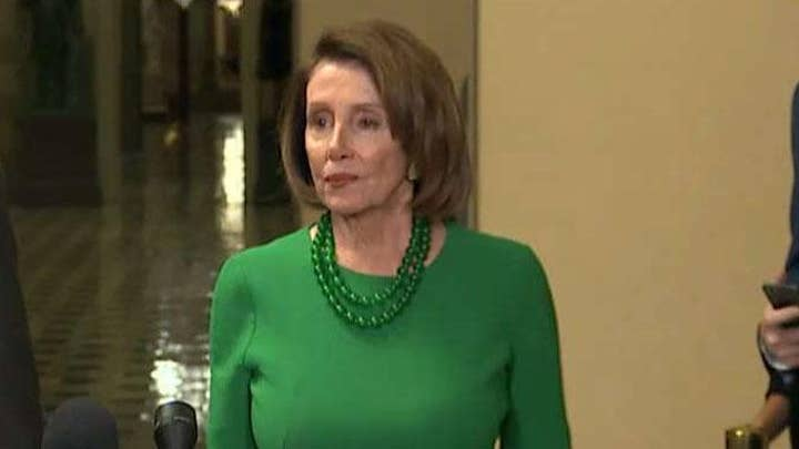 House Speaker-to-be Nancy Pelosi vacations in Hawaii amid partial government shutdown