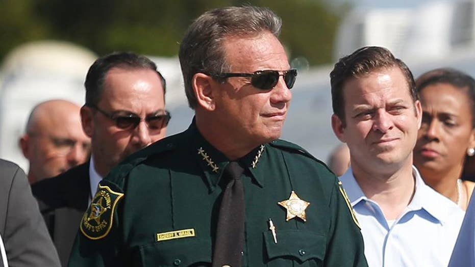 Florida newspaper calls for the removal of Broward County Sheriff Scott Israel for his handling of the Parkland shooting