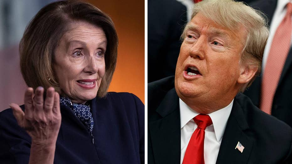 White House not expecting to hear from Democrats again on border funding negotiations until Pelosi locks up speakership
