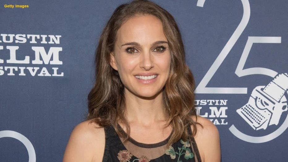 Natalie Portman says first piece of fan mail was a 'rape fantasy' sent to her by a man