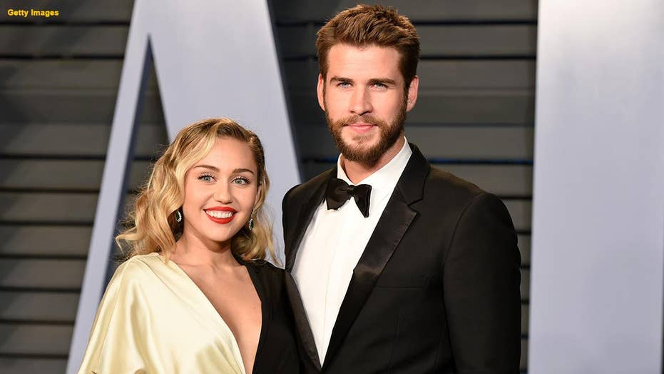 Miley Cyrus Attends Isn T It Romantic Premiere For Liam Hemsworth