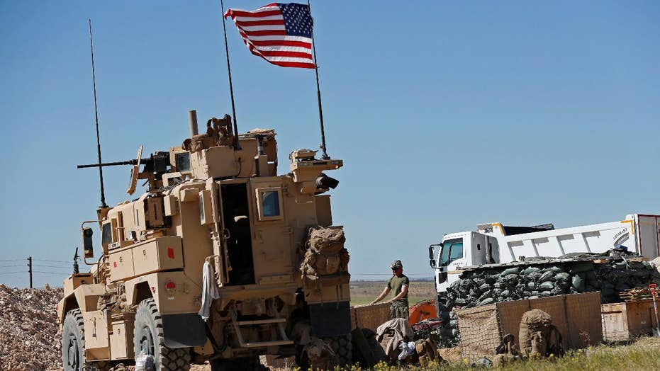 Kurdish fighters reportedly turning to Russia and Syria for help after President Trump announced withdrawal of US troops