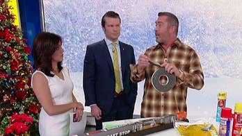 Skip Bedell's easy DIY winter upgrades to help spruce up your home and save on your energy bills