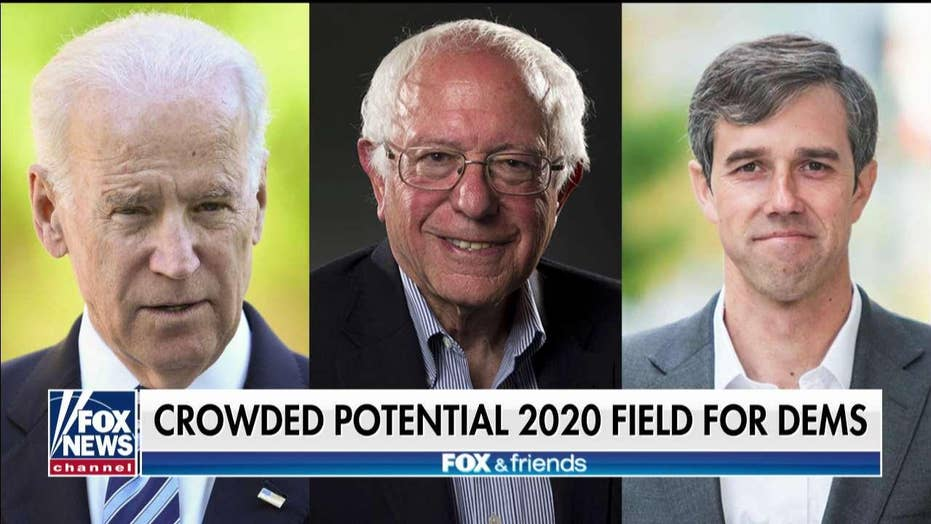 'An All-Out Fight': Tom Bevan Says Democratic Field for 2020 Is 'Wide Open'