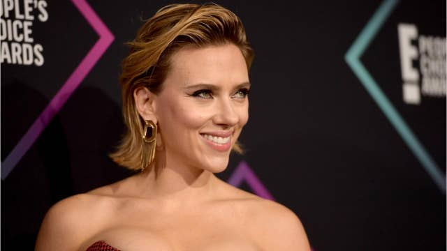 Scarlett Johansson Speaks Out Against Fake Ai-Generated Sex Videos Latest News Videos -5691