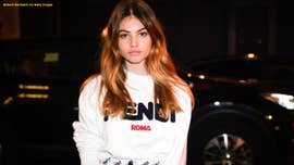 'World's most beautiful girl' Thylane Blondeau reveals glamorous new look