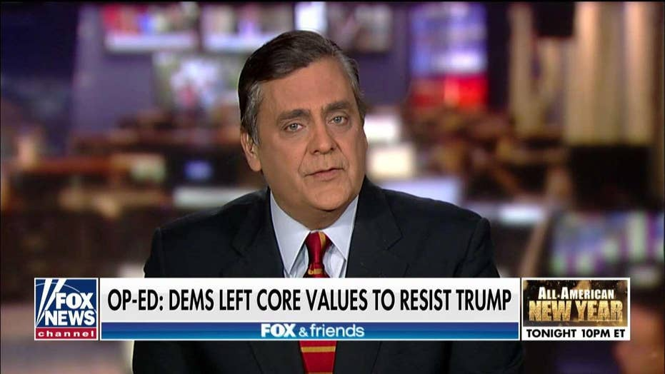 Turley: Dems' 'Obsession' With Trump Is Eroding What Defines Their Party