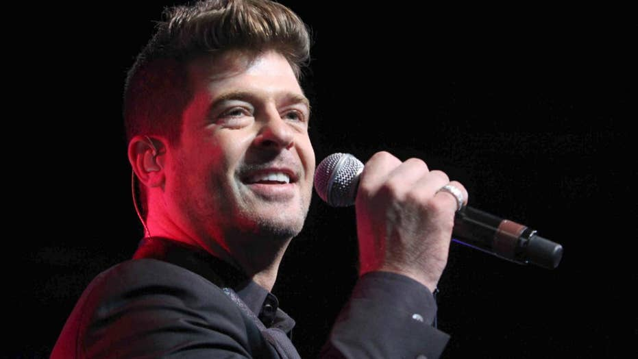 Robin Thicke opens up about his 2018 and what's ahead for him
